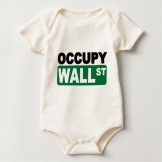 Occupy Wall St. Bodysuit