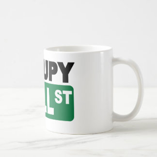 Occupy Wall St. Coffee Mug