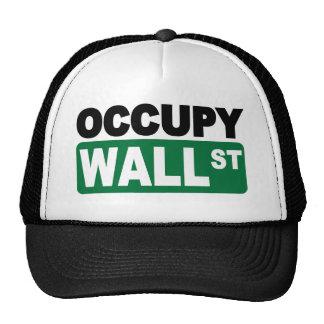 Occupy Wall St. Trucker Hat