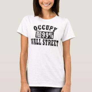 Occupy Wall Street 99% T-Shirt