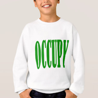 Occupy Wall Street Any Street Any Town Sweatshirt