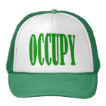 Occupy Wall Street Any Street Any Town Trucker Hat