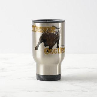 Occupy Wall Street Bull Mug 3