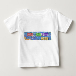Occupy Wall Street FIGHT Greed Corruption Design Baby T-Shirt