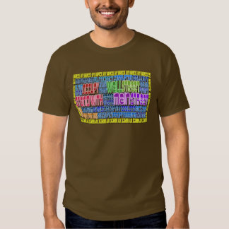 Occupy Wall Street FIGHT Greed Corruption Design Shirt