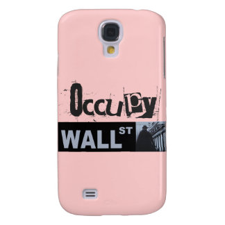 Occupy Wall Street Galaxy S4 Cases