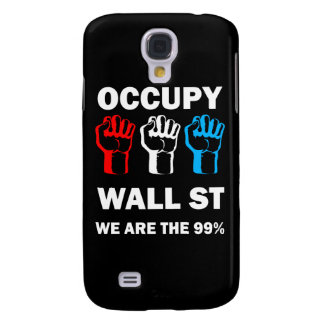 occupy wall street galaxy s4 cover