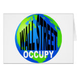 Occupy Wall Street Global Card