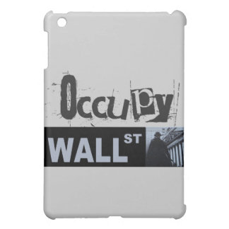 Occupy Wall Street iPad Mini Cover