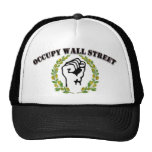 Occupy Wall Street Mesh Hats