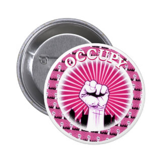 Occupy Wall Street / Occupy Everywhere Button