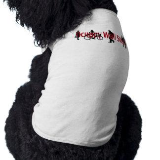 Occupy Wall Street Pet T-shirt