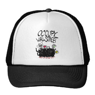 Occupy Wall Street Protest Hat