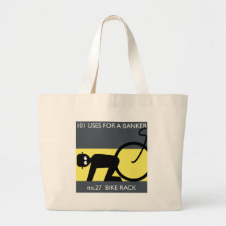 occupy wall street - take your bike! tote bags