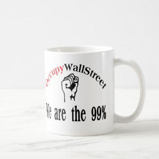 Occupy Wall Street - We are the 99% Coffee Mug