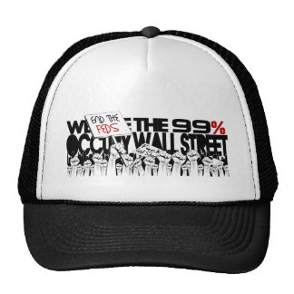 Occupy Wall Street - We are the 99% Hat