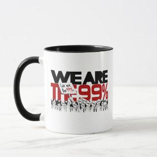 Occupy Wall Street - We are the 99% Mug