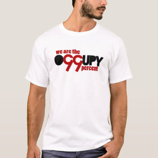 Occupy Wall Street - We are the 99 Percent T-Shirt