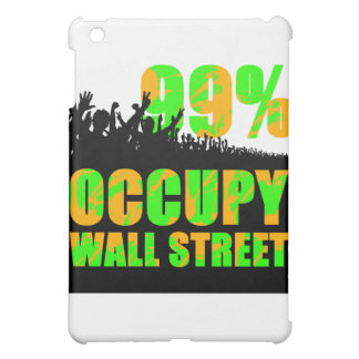 occupy wallstreet iPad mini case