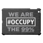 Occupy Wallstreet/Worldwide iPad Case