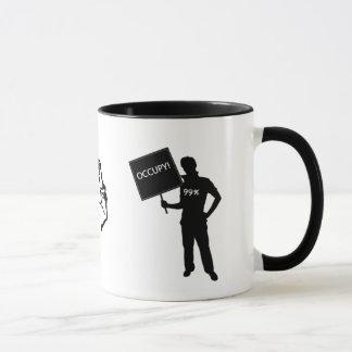 Occupy!  We Are The 99% Mug