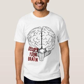 Occupy Your Brain Tee