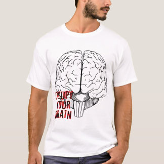 Occupy Your Brain Tee