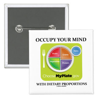 Occupy Your Mind With Dietary Proportions MyPlate Pin