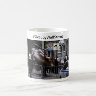 #OccupyWallStreet mug