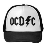 OCD-C TRUCKER HAT