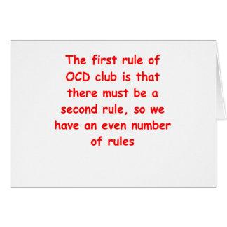 ocd card
