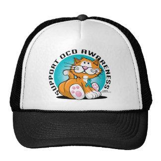 OCD Cat Trucker Hat