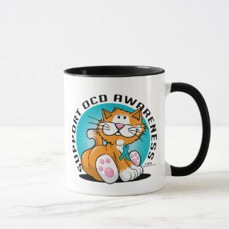 OCD Cat Mug