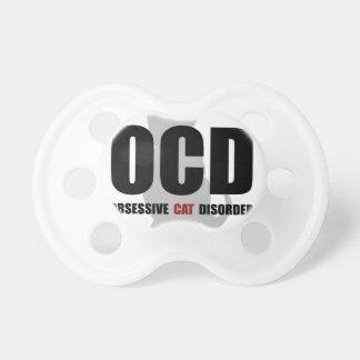 OCD Cat Pacifier