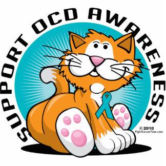 OCD Cat Statuette