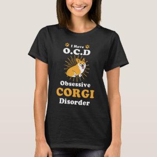 OCD corgi shirt