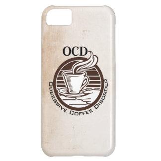 OCD: Desorden obsesivo del café Funda Para iPhone 5C