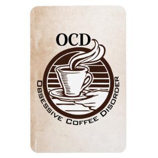 OCD: Desorden obsesivo del café Imanes Flexibles