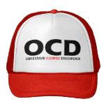 OCD - Desorden obsesivo del Corgi Gorro De Camionero