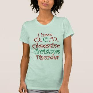OCD - Desorden obsesivo del navidad Camisas