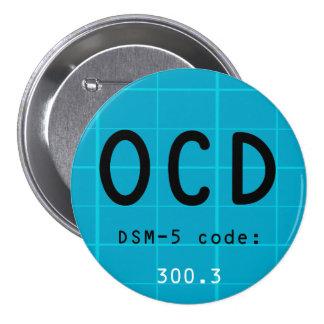 OCD DSM-5 button (medium blue)