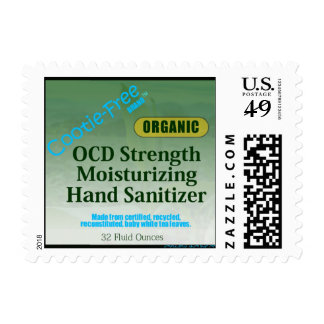 OCD HANDWASH POSTAGE