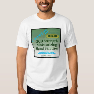 OCD HANDWASH revised Shirt
