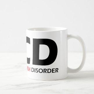 OCD - Obsessive Catfish Disorder Mug
