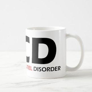 OCD - Obsessive Cockatiel Disorder Coffee Mug