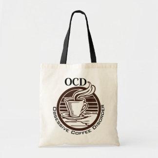 OCD: Obsessive Coffee Disorder Tote Bag