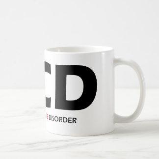 OCD - Obsessive Collie Disorder Coffee Mug