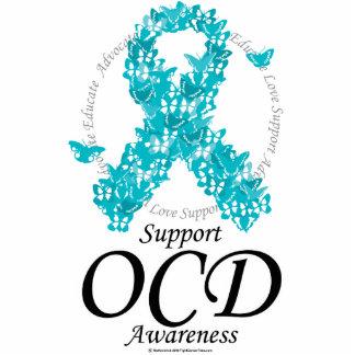 OCD Ribbon Of Butterflies Cutout