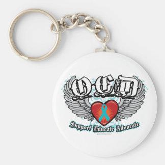 OCD Wings Keychain