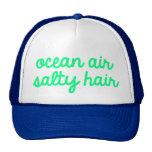 Ocean Air Salty Hair Trucker Hat